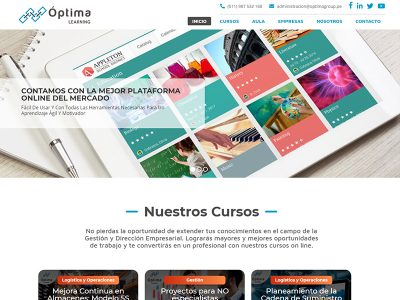 Optima Learning Clases online